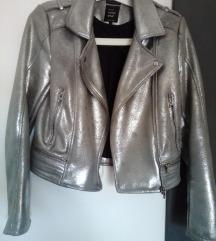 Zara srebrna jakna - rasprodaja na profilu!