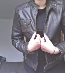 Kožna jakna, prava koža