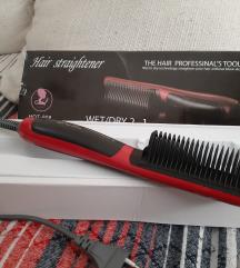 Za ravnanje kose