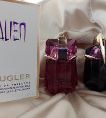 Mugler Alien EdT 30ml + Alien EdP poklon