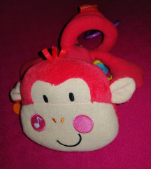 Igračka majmun Fisher Price