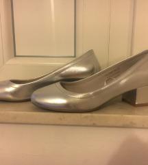 Srebrne cipele 36
