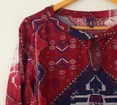 S.Oliver majica bluza boho