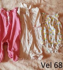 Lot odjeće Vel 68