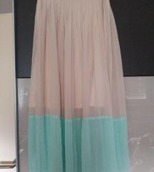 Forever21 plisirana suknja