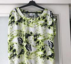 Viskozna lagana ljetna bluza Xl -XXL