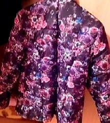 Nova kratka jakna na cvjetiće