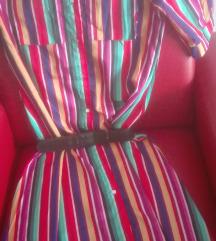 efektna duga haljina