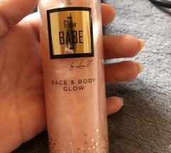 La Piel face & body glow