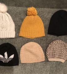 Lot zimske kape