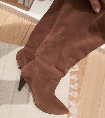 Zara kozne cizme 37