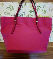 Torba roze fuksija / shopping bag