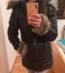 Moragn kožna jakna