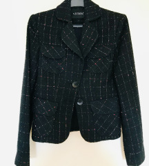 🍁VITRIN🍁špricani tweed blejzer