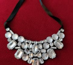 Ogrlica sa kristalićima