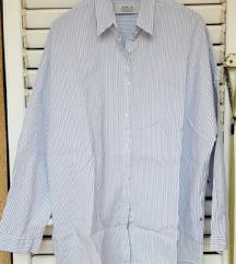 Replay pamučna  košulja tunika %%%