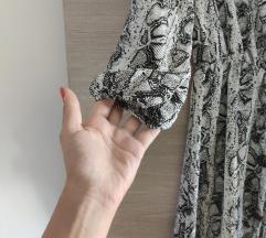 Haljina s uzorkom - univerzalna
