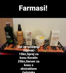 Avon i Farmasi kozmetika