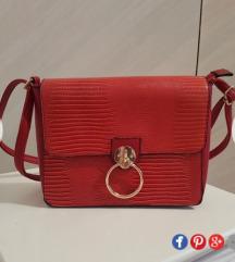 Novo! Crvena torbica