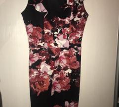 Aqua dizajnerska haljina