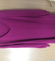 Liu Jo ciklama haljina vel. 38