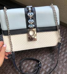 Nova torba s ukrasom od kristalčića