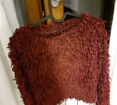 Zara cupavi pulover br s