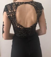 Duga maturalna haljina