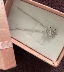 Nova Sterling srebrna ogrlica ❄️