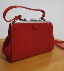 Crvena Zara torba