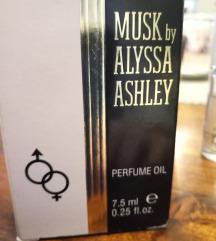 MUSK OIL. A. Ashley