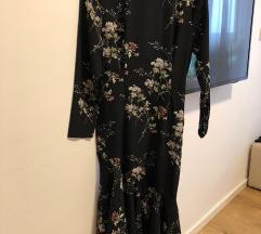 Cvjetna haljina, Boohoo (36)