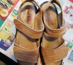 %%Prava koža sandale 75kn