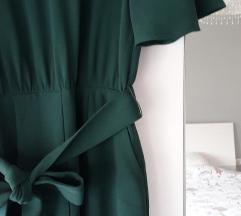 Tamno zeleni kombinezon H&M