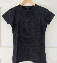 Sportska crna majica