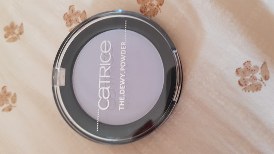 Catrice the dewy powder limited edition