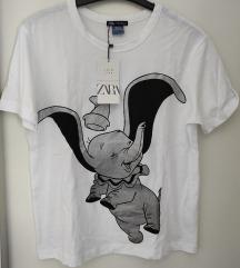 Nova dumbo majica - zara disney