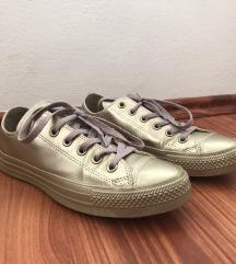 Converse niske zlatne tenisice 39 original_sniženo