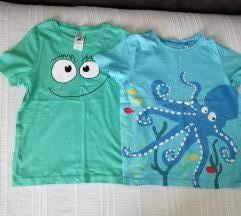 Kratke majice 122 i tisak