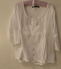 Zara bijela bluza