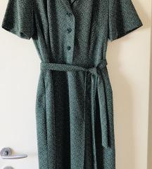 Vintage šivana haljina M