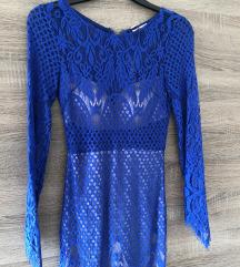 %% LOVE Triangle lace nova haljina S
