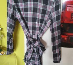 Karirana Mohito haljina - jednom nošena