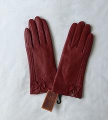 Nove ženske crvene rukavice