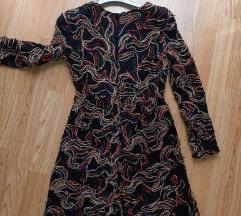 Haljina sa nitima po sebi