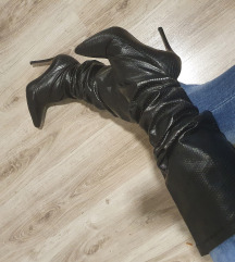 Shoebox čizme 2 načina nošenja