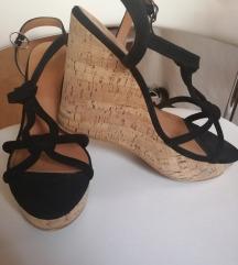 H&M visoke sandale na punu petu +🎁
