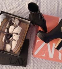 Replay i Zara čizme 39