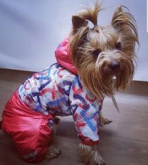 Kišna kabanica za psa