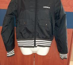 Crna jakna Adidas